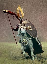Амазонки в Римской армии
